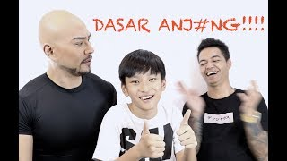 Video SI ANJ#NG, REZA OCTOVIAN NGOMONG JOROK KE AZKA!. MATI... (MOTIVE DEDDY CORBUZIER) MP3, 3GP, MP4, WEBM, AVI, FLV April 2018
