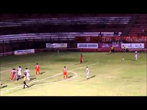 Paranavaí 1 X 1 Apucarana Sports - Paranaense 2014 - Divisão De Acesso (10/09/2014)