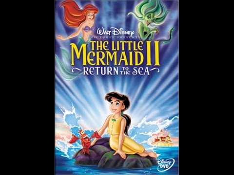 Opening To The Little Mermaid II:Return To The Sea 2000 DVD