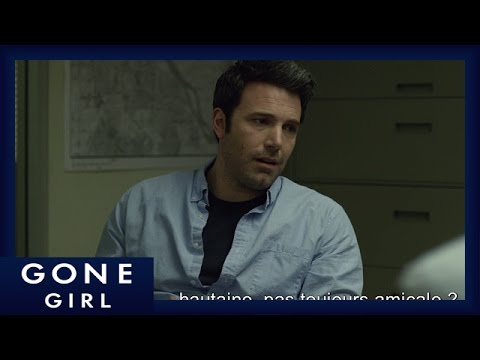 Gone Girl - Extrait Son groupe sanguin [Officiel] VOST HD