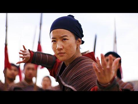 """NEW Mulan EXTENDED FIGHT SCENE """"Mulan vs Honghui"""""""