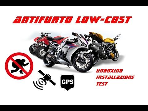ANTIFURTO LOWCOST - Moto sempre sott'occhio!!!