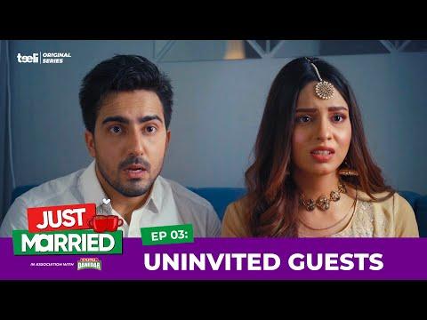 Teeli | Just Married | Episode 3 | Seema Aunty | Web Series
