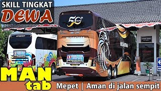 Video CONQUEROR BLUSUKAN | BUS TINGKAT KEREN KE JOGJA | MAN R37 by Nusantara Gemilang MP3, 3GP, MP4, WEBM, AVI, FLV September 2018