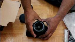 Unboxing Canon T3i / 600D Camera DSLR With 18-55mm Lens