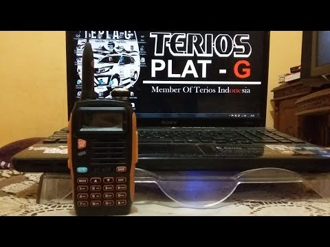 Unboxing Baofeng GT-3TP MARK III (Indonesia)