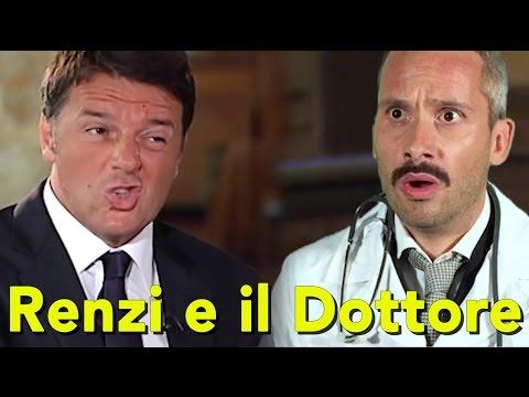 """L'ultima del Vava, Renzi e il dottore: """"Matteino non prende le medicine"""""""