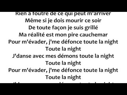 TLF - Mourir ce soir paroles (видео)