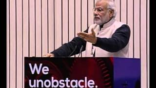 PM Modi's address at the launch of StartUp India programme
