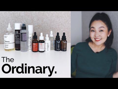 The Ordinary-ийг орлох Улаанбаатарт зарагддаг бүтээгдэхүүнүүд | Dupes for The Ordinary • Anu Harchu