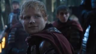 Ed Sheeran Game of Thrones Scene