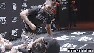 Video Anatomy of UFC 229: Khabib Nurmagomedov vs Conor McGregor - Episode 4 (Open Workouts MP3, 3GP, MP4, WEBM, AVI, FLV November 2018