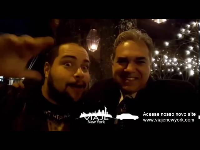 Viaje NewYork - Tiago Abravanel