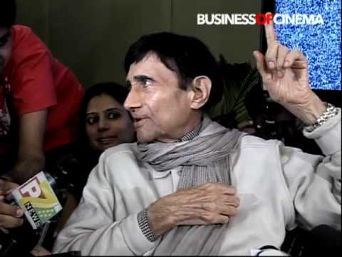 'I didn't approach Aamir or Shah Rukh Khan for a film as I didn't want to hear a No' - Dev Anand