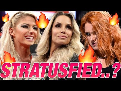 WWE Women's Wrestling Review Week of August 27th, 2018    RAW & SmackDown Live
