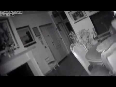 Terremoto, la scossa nel salotto di casa: oscillazioni e rumore VIDEO