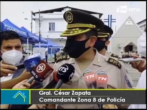 Trasladaron a Guayaquil a supuesto implicado en el crimen de Efraín Ruales