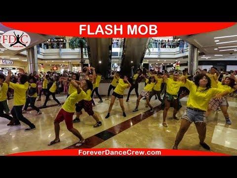 flashmob youtube 2017