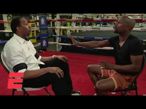 (FULL INTERVIEW) Stephen A. Smith Sits Down With Floyd Mayweather One-On-One | ESPN