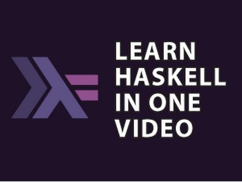 Haskell Tutorial