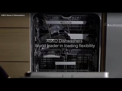 ASKO Series 6 Dishwashers
