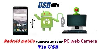 Nonton How To Use Android Mobile As Pc Web Cam Film Subtitle Indonesia Streaming Movie Download