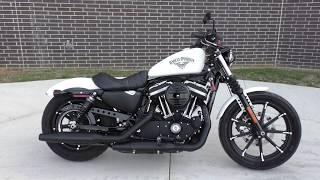 9. 415658   2018 Harley Davidson Sportster 883 Iron   XL883N