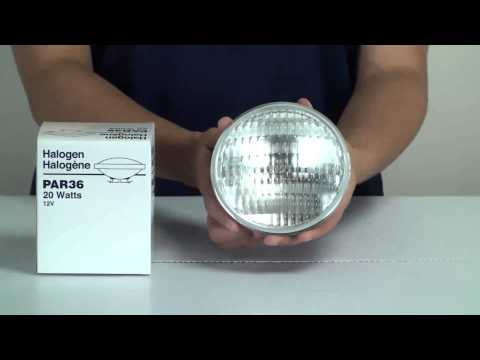 BulbAmerica.com Reviews the OSRAM SYLVANIA 20w CAPSYLITE PAR36 bulb