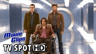 X-Men: Days of Future Past Official TV Spot #1 (2014) HD