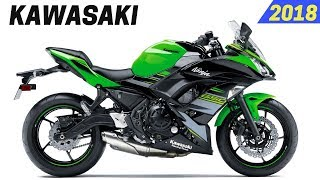 2. NEW 2018 Kawasaki Ninja 650 Specs - Redesign with New Color Schemes