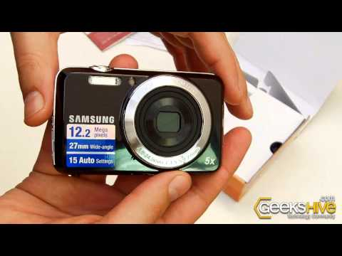 Samsung ES80 Digital Camera - Unboxing by www.geekshive.com