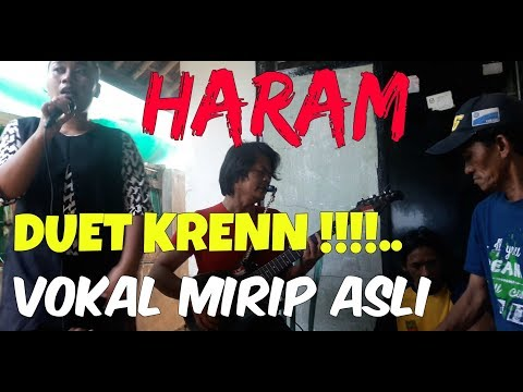 Video LATIHAN DUET ASLI MUSIC DANGDUT INDONESIAN SONETA SUARA MIRIP H RHOMA IRAMA- HARAM download in MP3, 3GP, MP4, WEBM, AVI, FLV January 2017