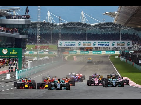 2017 Malaysian Grand Prix: Race Highlights