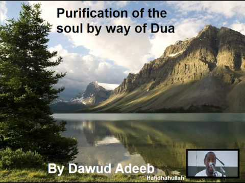 Purirification Of The Soul By Way Of Dua By Dawud Adeeb