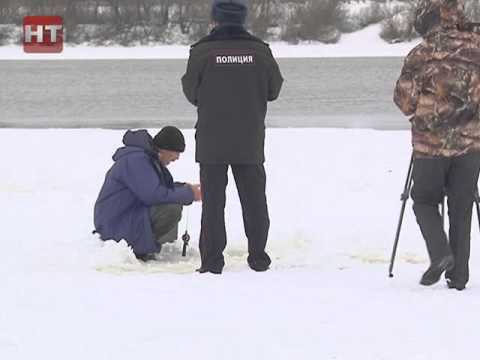Сотрудники МЧС провели очередной рейд по выявлению нарушений запрета выхода на лед