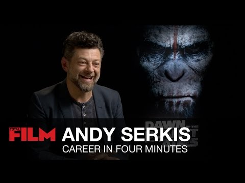 Andy Serkis - Andy Serkis chats about his Career highlights to date - from The Lord of the Rings, The Hobbit, Tintin, Star Wars, The Avengers, and many more.