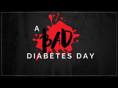 A Bad Diabetes Day