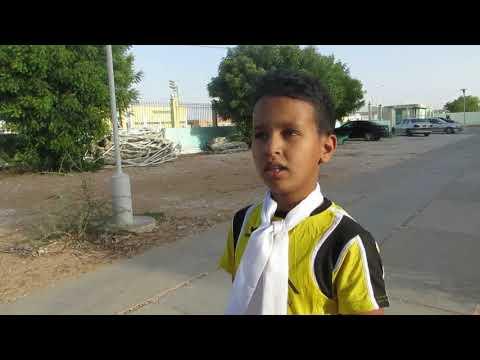مقابلة رائعة مع أحد الأطفال المنظمين لبراعم المديح