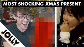 Video Buying The Most SHOCKING Christmas Present?! MP3, 3GP, MP4, WEBM, AVI, FLV Juni 2019