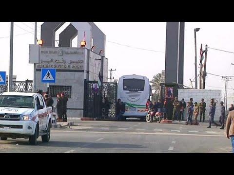 العرب اليوم - مصر تفتح الحدود مع غزة