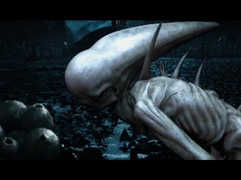 How did the Pathogen (Black Goo) Lead to the Neomorph? - Explained