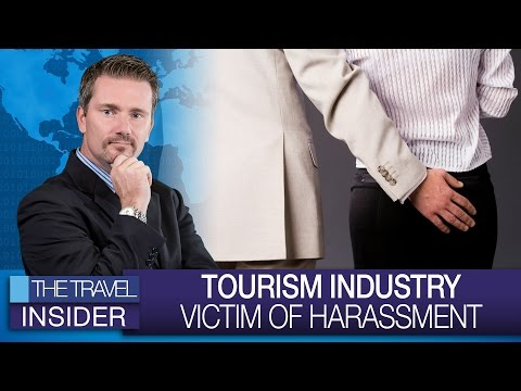 Sexual Harassment in the tourism industry, it's a big problem!
