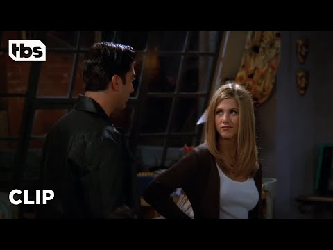 Friends: Rachel and Ross Try to Move On (Season 4 Clip)   TBS
