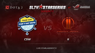 Idol vs CSW, game 1