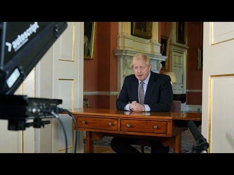Το σχέδιο του Μπ. Τζόνσον για το «ξεκλείδωμα» της Βρετανίας…