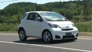 2012 Scion IQ - Drive Time Review With Steve Hammes