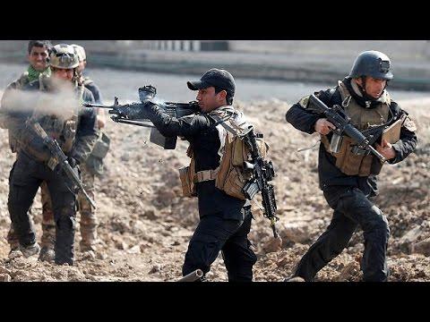 Μοσούλη: Στενεύει ο κλοιός γύρω από τους τζιχαντιστές του ΙΚΙΛ