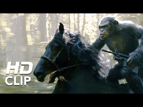 Dawn of the Planet of the Apes | 'Epic Dawn' | Featurette HD