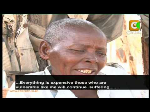 ukambani - When farms are barren, granaries empty and pockets empty as well, people in drought hit regions of Kenya usually turn to the government for help. But in Ngun...