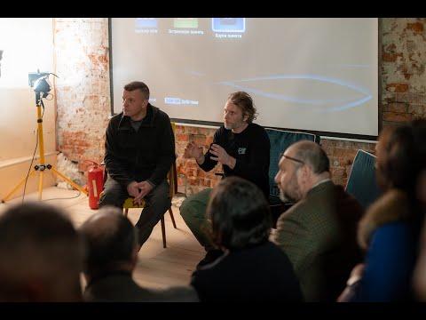 Видео: Вечер с Леонидом Парфеновым в Полутора комнатах